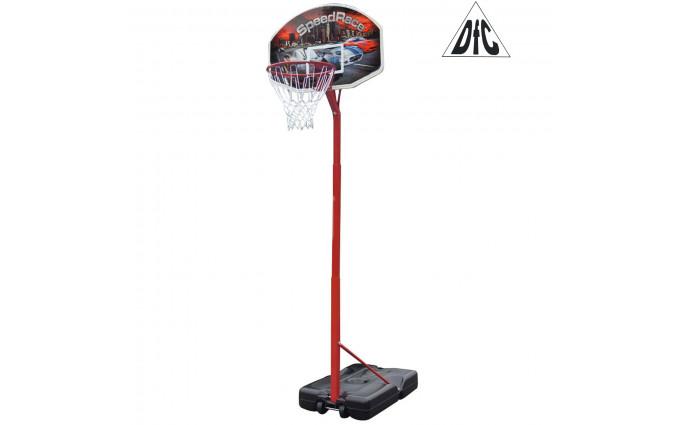 Мобильная баскетбольная стойка Dfc 34