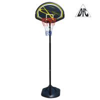 Мобильная баскетбольная стойка Dfc Kids3 80x60cm полиэтилен