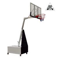 Баскетбольная мобильная стойка DFC STAND56SG 143x80CM поликарбонат (3кор),    НОВИНКА