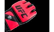 Перчатки MMA для грэпплинга 5 унций (Красные L/XL) UFC