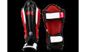 Защита голени с защитой подъема стопы (Черная - S/M) UFC