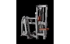 Гребная тяга Bronze Gym D-004 (Коричневый)