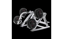 Присед/ Становая тяга/ Выпад MATRIX MAGNUM MG-PL79 серебристый